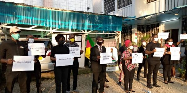STand up for Cameroon during COVId 19